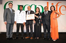 CurryLife chef award 2015