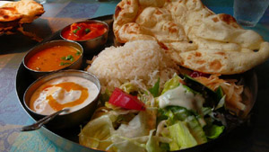 takeaway curry Glossop