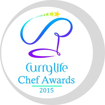 CurryLife Chef Awards 2015